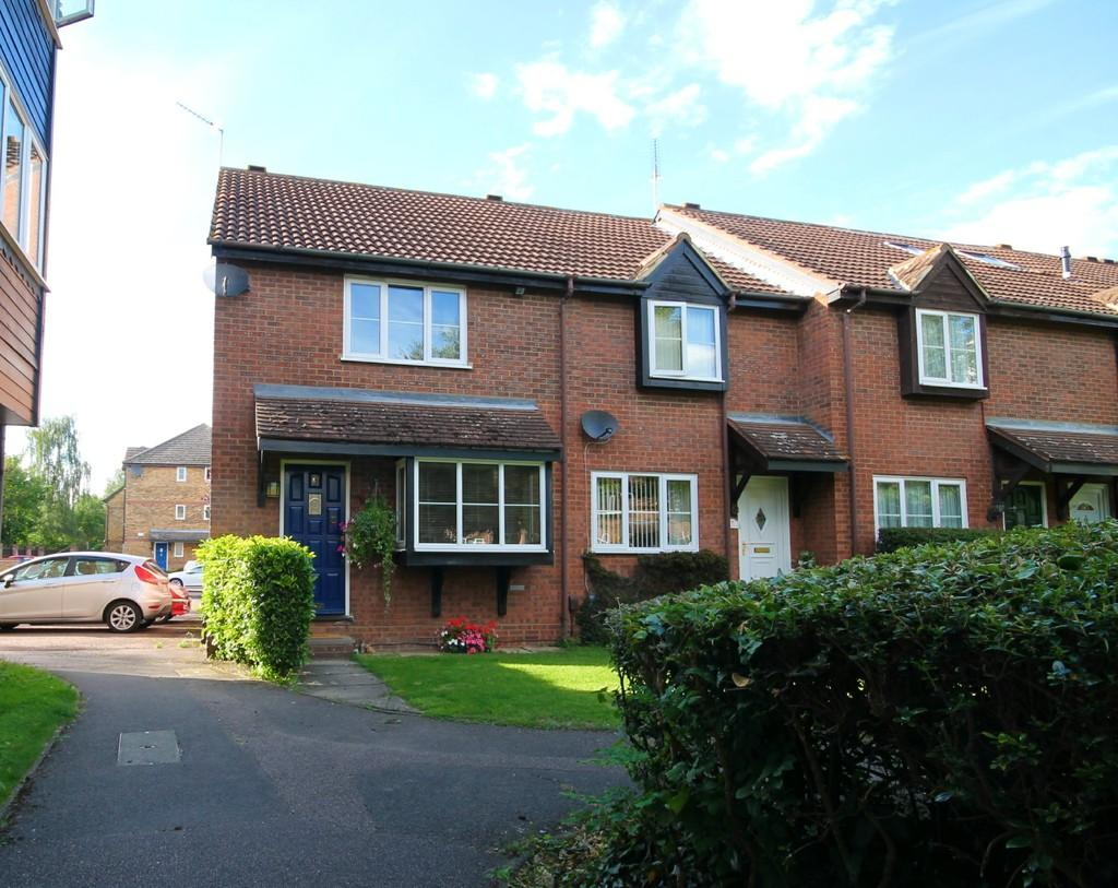 3 Bedrooms End Of Terrace House for sale in River Meads, Stanstead Abbotts