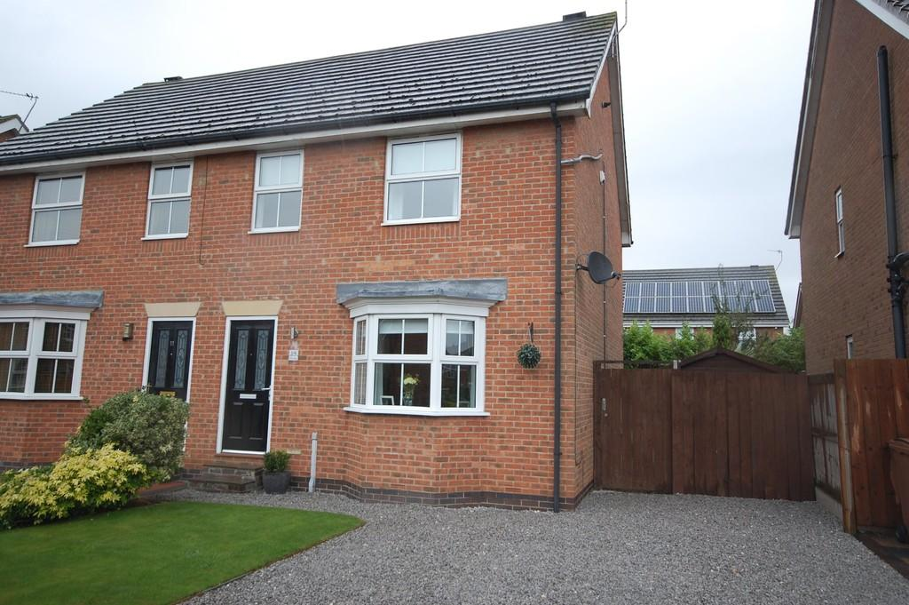 3 Bedrooms Semi Detached House for sale in Swan Lane, Goole