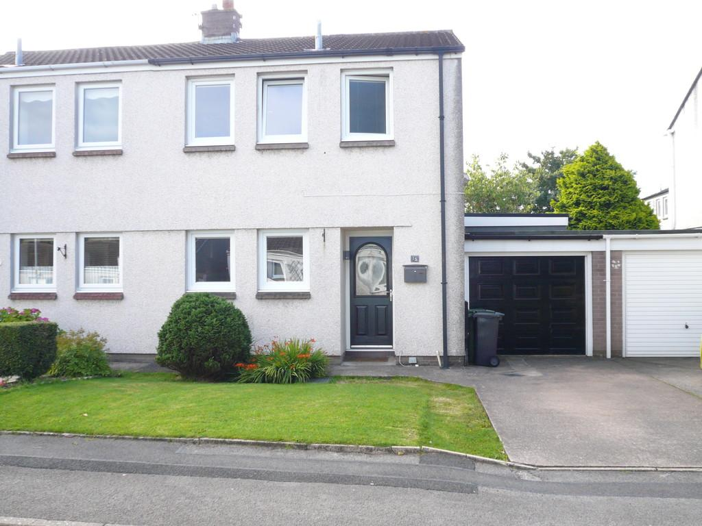 2 Bedrooms Semi Detached House for sale in Sycamore Road, Maryport