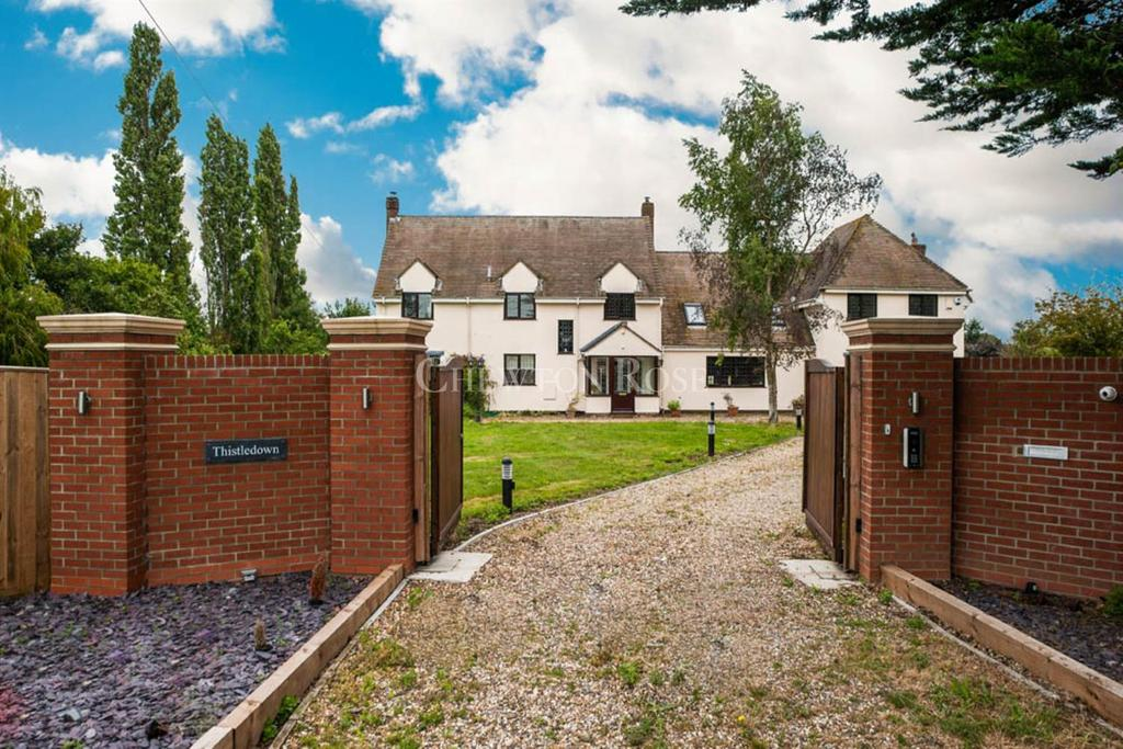 5 Bedrooms Detached House for sale in Peldon