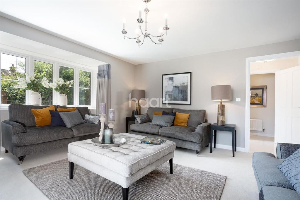 5 Bedrooms Detached House for sale in The Arundel, Hatchwood Mill