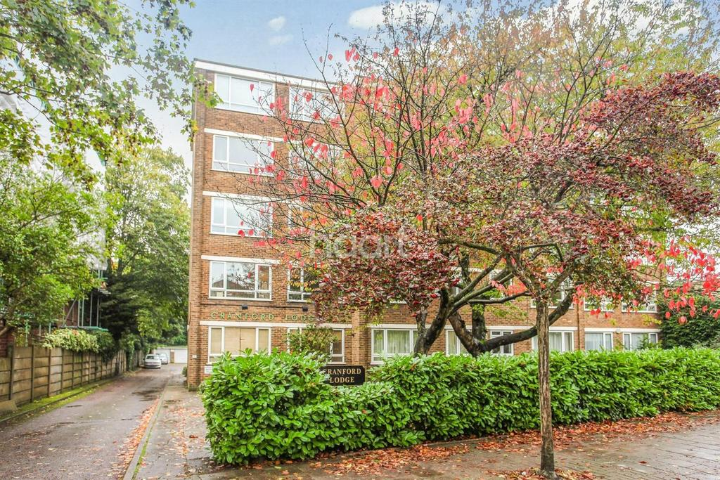 2 Bedrooms Flat for sale in Victoria Drive, Southfields