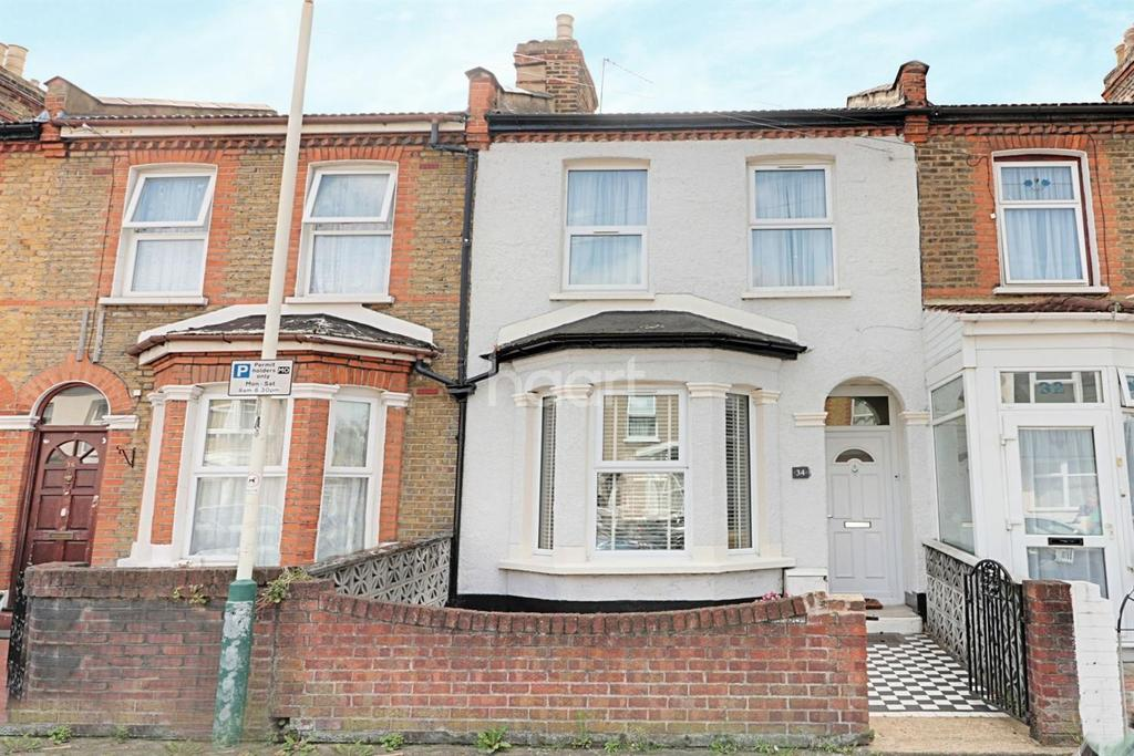 3 Bedrooms Terraced House for sale in Stafford Road, Forest Gate