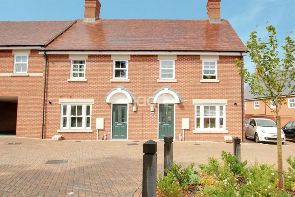 3 Bedrooms End Of Terrace House for sale in Colonel Way, Colchester, CO2