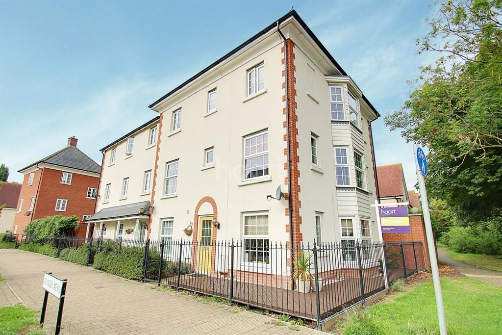 5 Bedrooms End Of Terrace House for sale in Meander Mews, Colchester, CO1