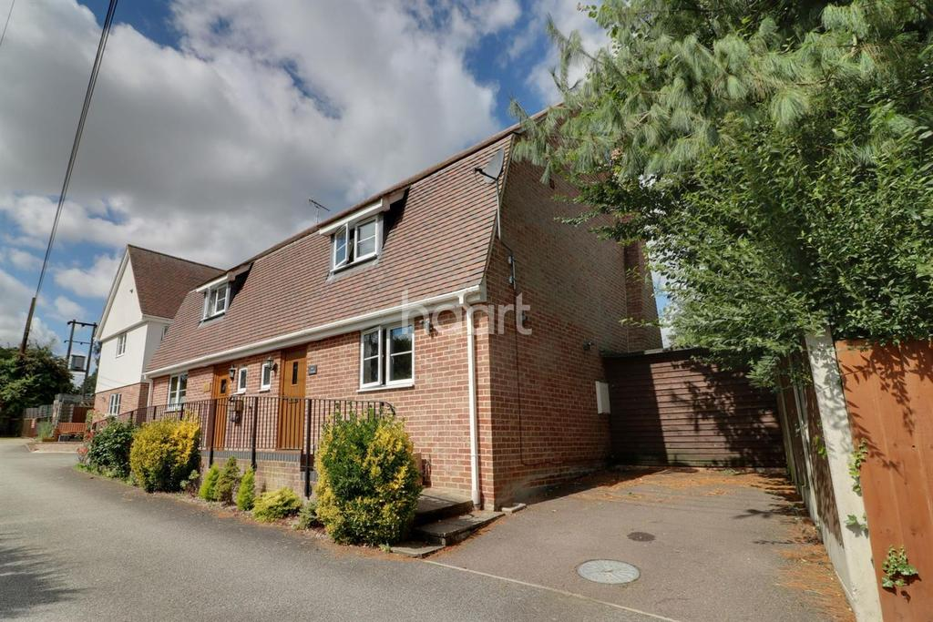2 Bedrooms Semi Detached House for sale in Wignall Street, Lawford, Manningtree, Essex