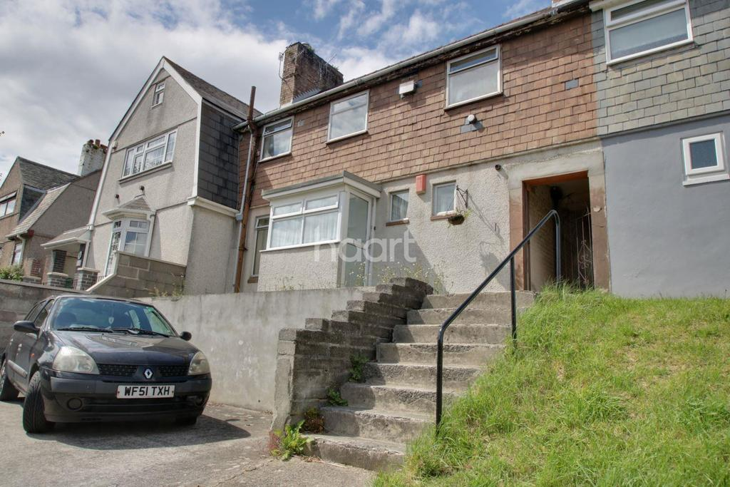 3 Bedrooms Terraced House for sale in Mirador Place, St. Judes