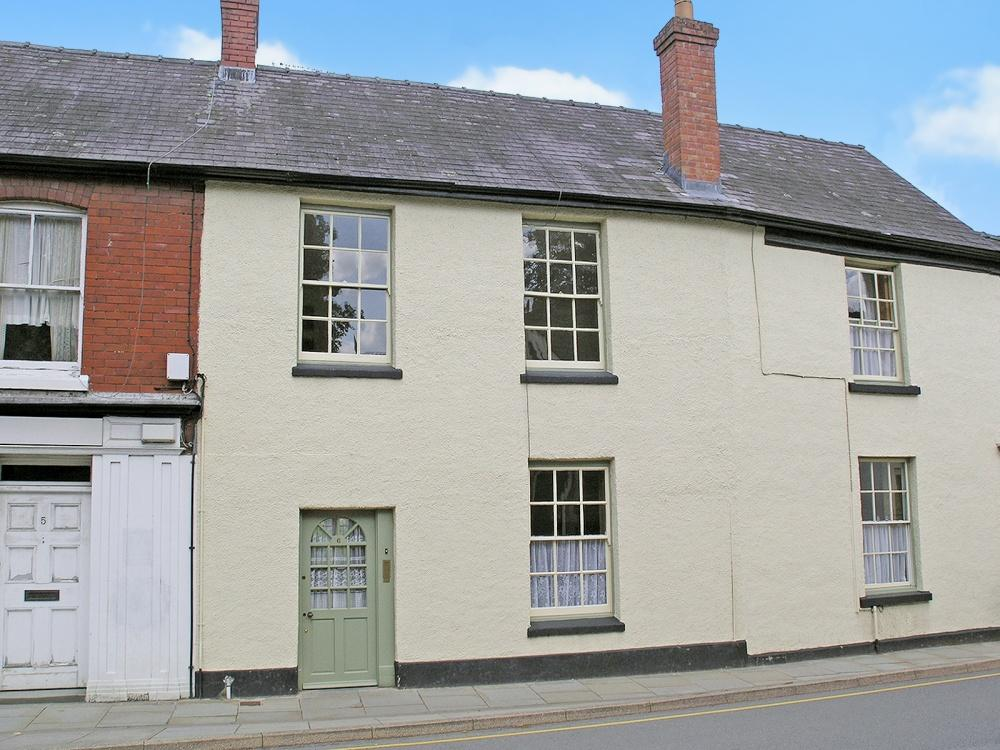 4 Bedrooms Terraced House for sale in , Presteigne, LD8