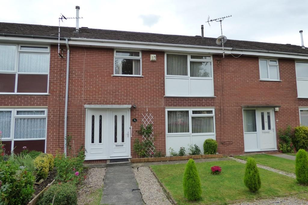 3 Bedrooms Terraced House for sale in Grange Close, Burton-on-Trent