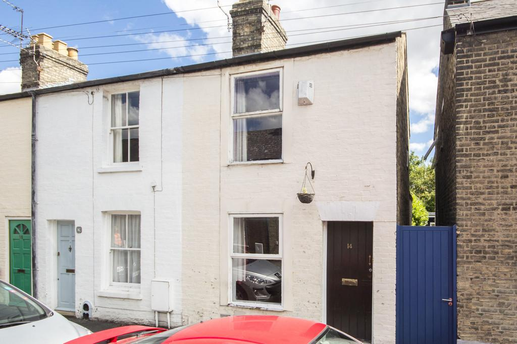 2 Bedrooms End Of Terrace House for sale in York Street, Cambridge