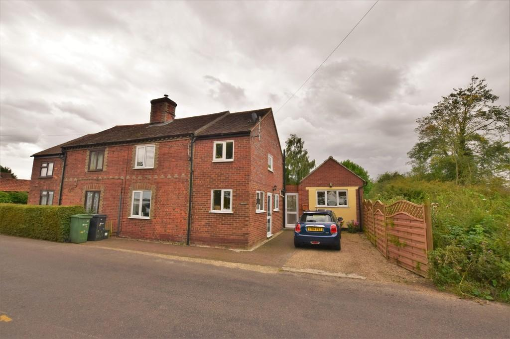 3 Bedrooms Semi Detached House for sale in Gestingthorpe, Halstead CO9 3BD