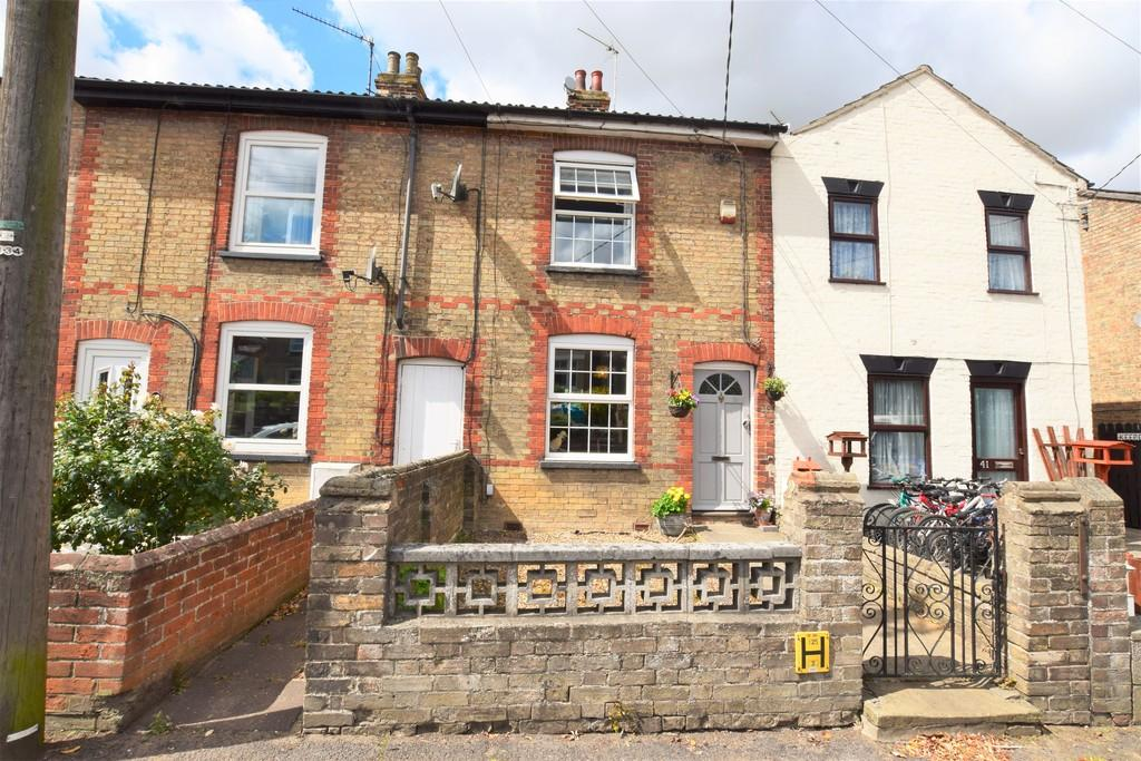 2 Bedrooms Terraced House for sale in Melford Road, Sudbury