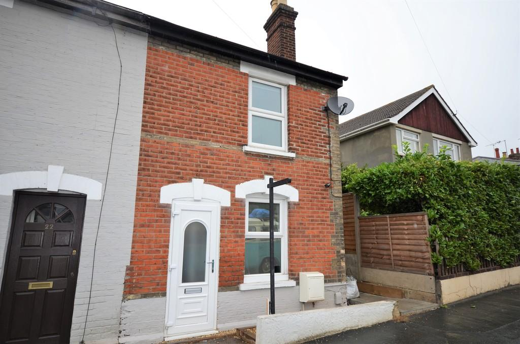 3 Bedrooms End Of Terrace House for sale in Ipswich Road, Colchester, CO1 2YD