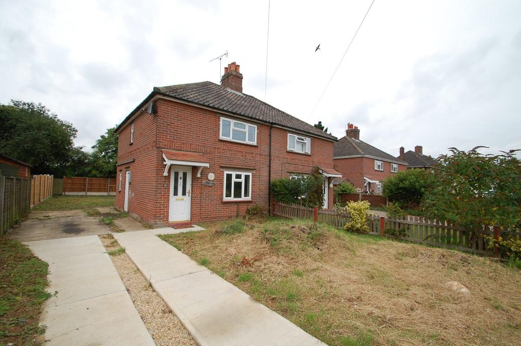 3 Bedrooms Semi Detached House for sale in St Mary's Road, Stalham