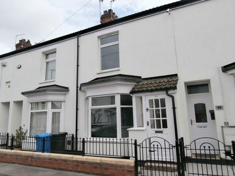 2 Bedrooms Terraced House for sale in Camden Street, Hull