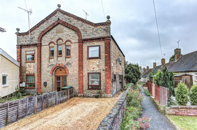 3 Bedrooms Semi Detached House for sale in Victoria Street, Littleport