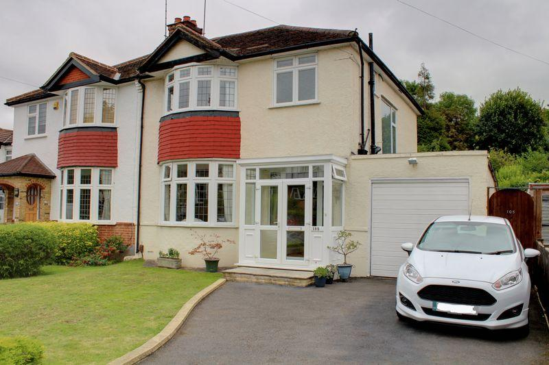 3 Bedrooms Semi Detached House for sale in Brancaster Lane, Purley