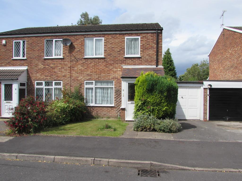 2 Bedrooms Semi Detached House for sale in Cranhill Close, Solihull