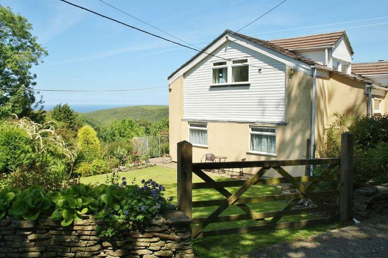 3 Bedrooms Semi Detached House for sale in Paradise Road, Boscastle