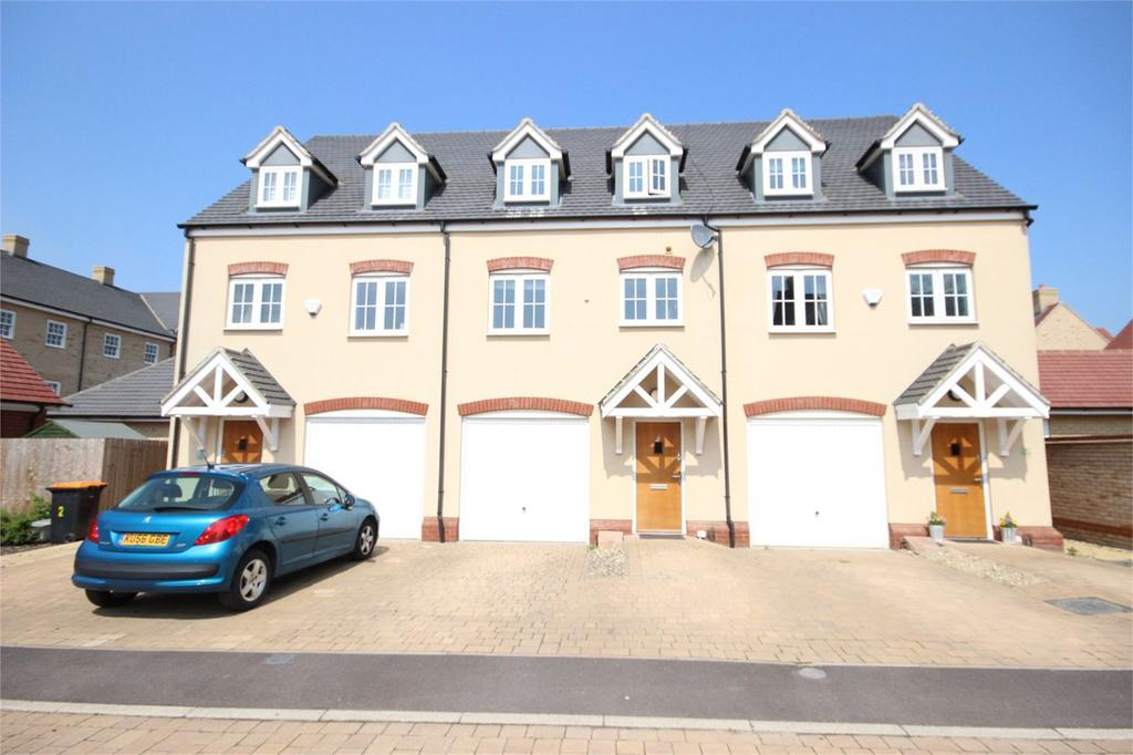 4 Bedrooms Terraced House for sale in Woodpecker Gardens, Wixams, MK42