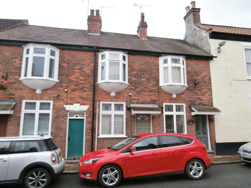 1 Bedroom Terraced House for sale in Souttergate, Hedon