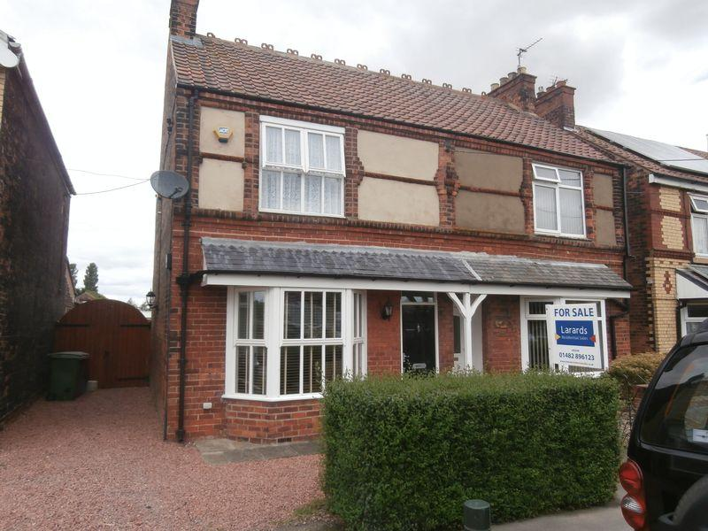 2 Bedrooms Semi Detached House for sale in Staithes Road, Preston