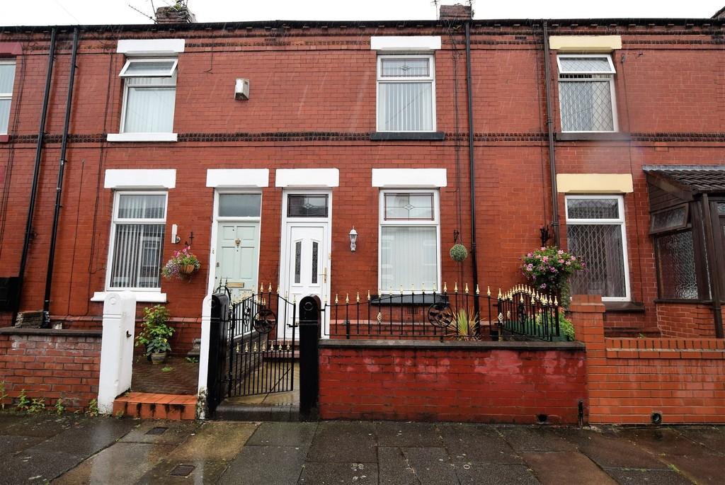 2 Bedrooms Terraced House for sale in Warwick Street, West Park, St. Helens