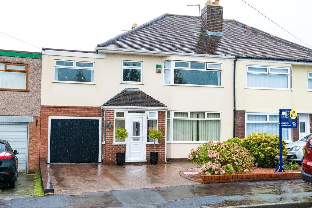 4 Bedrooms Semi Detached House for sale in Lester Drive, Eccleston, St. Helens