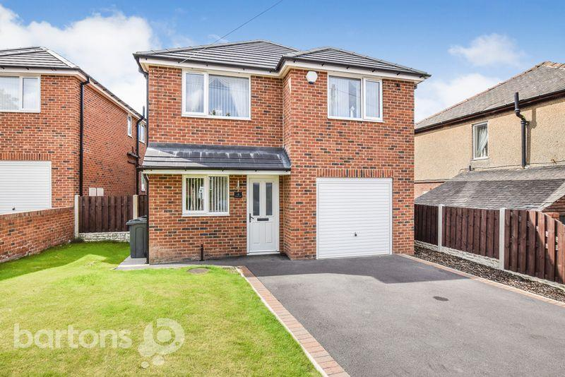 4 Bedrooms Detached House for sale in Winfell Court, Munsbrough Lane, Greasbrough