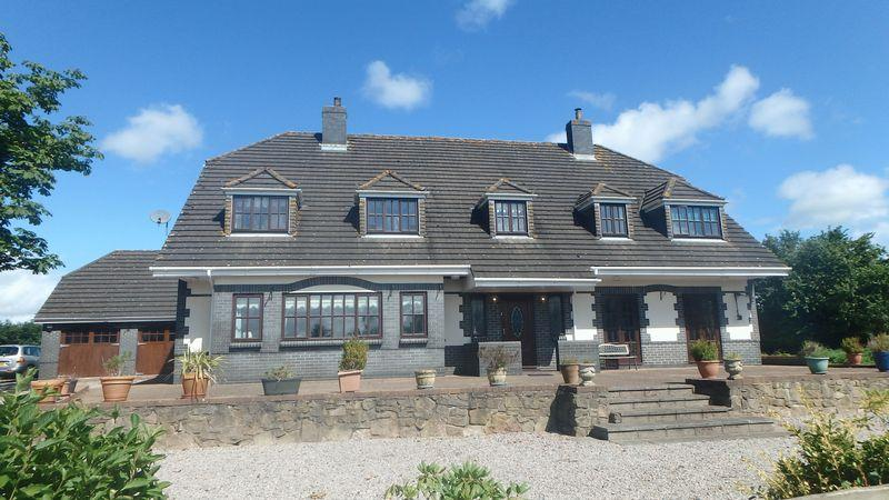 6 Bedrooms Detached House for sale in Bowdens Lane, Penhow