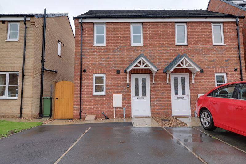 2 Bedrooms Semi Detached House for sale in Plover Way, Scunthorpe