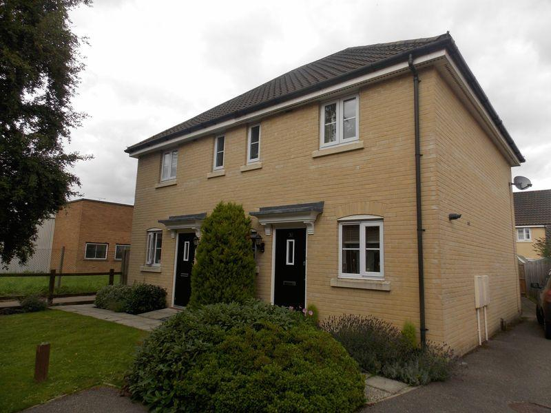 2 Bedrooms Semi Detached House for sale in Little Green, Elmswell