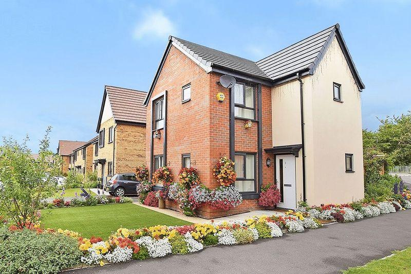 3 Bedrooms Detached House for sale in Corn Brook Avenue, Castlefields