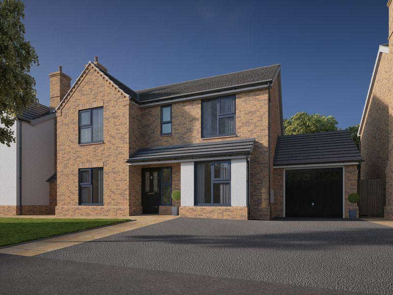 Rose view avenue widnes 4 bed detached house for sale for Home architecture widnes