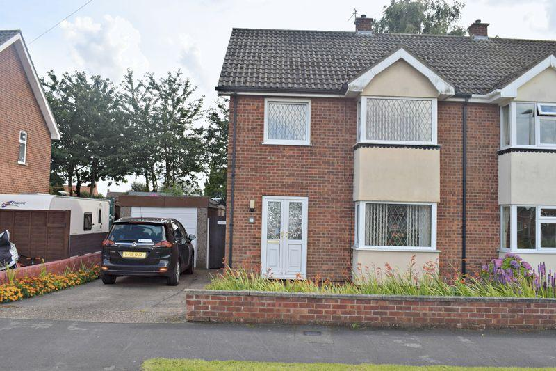 3 Bedrooms Semi Detached House for sale in Hawerby Road, Laceby