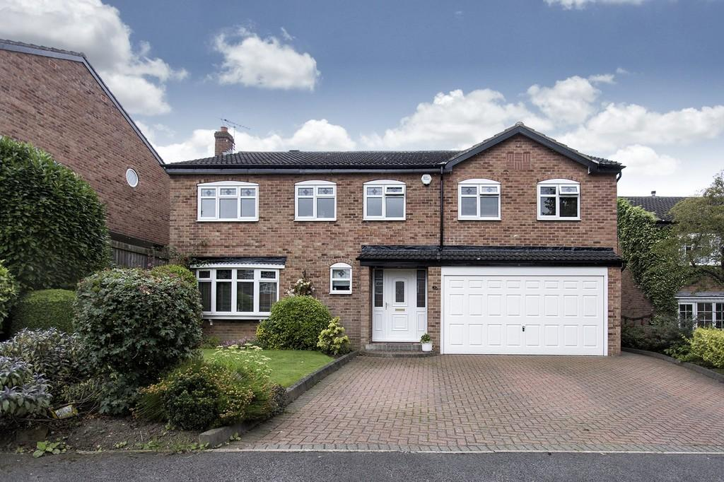 5 Bedrooms Detached House for sale in Woodthorpe Glades, Sandal