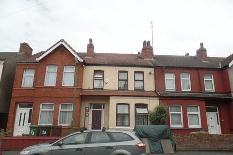 3 bedroom terraced house for sale - 27 Shaftesbury Road, Liverpool