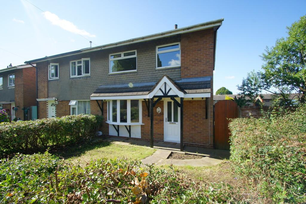 3 Bedrooms Semi Detached House for sale in Melbourne Road, Heath Hayes