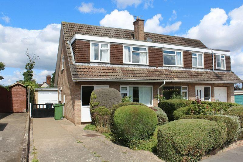 3 Bedrooms Semi Detached House for sale in Lythwood Road, Bayston Hill, Shrewsbury, SY3 0LW