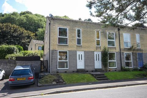 3 bedroom end of terrace house for sale - Holloway, Bath