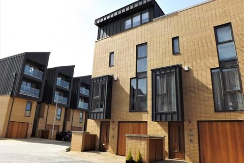 4 bedroom link detached house for sale - Francis Street, Cardiff Pointe, Cardiff, CF11 0JX