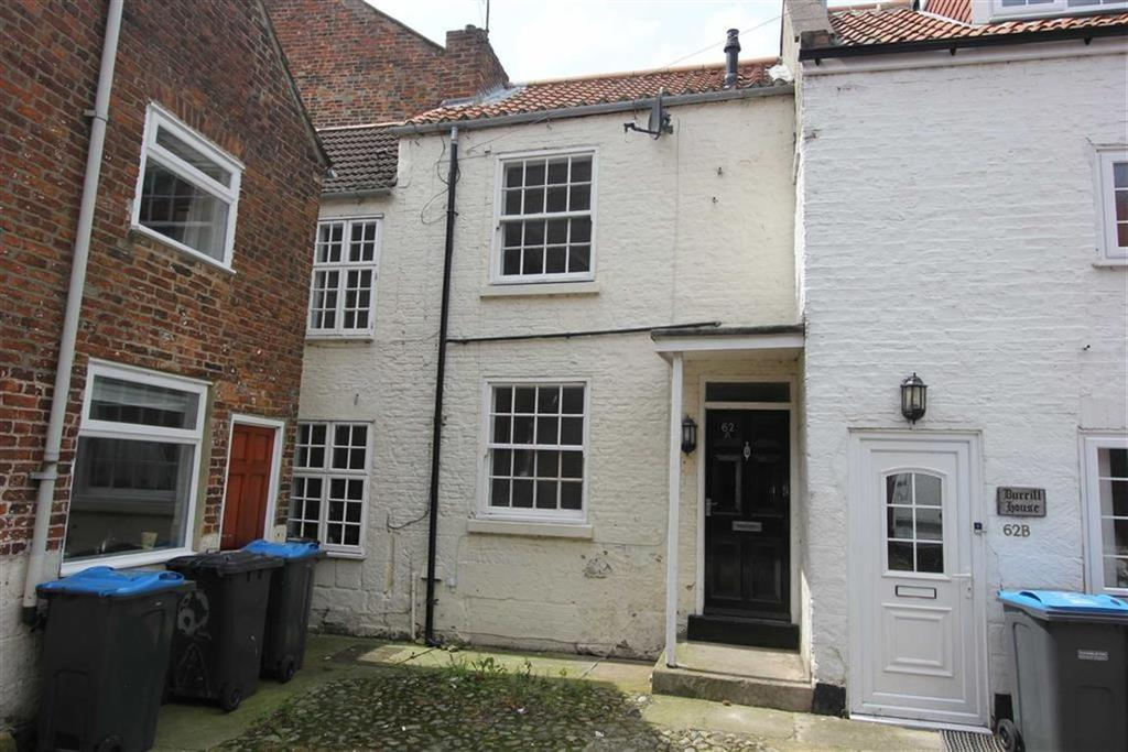 2 Bedrooms Terraced House for sale in High Street, Stokesley