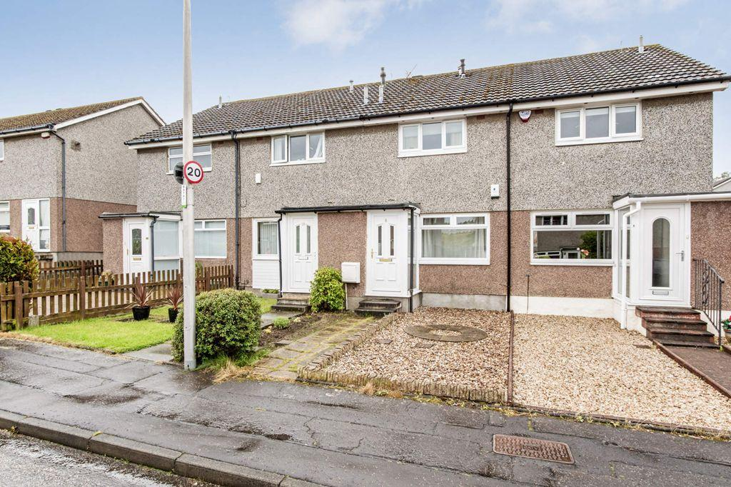 2 Bedrooms Terraced House for sale in 8 Baberton Mains Park, Baberton, EH14 3DX