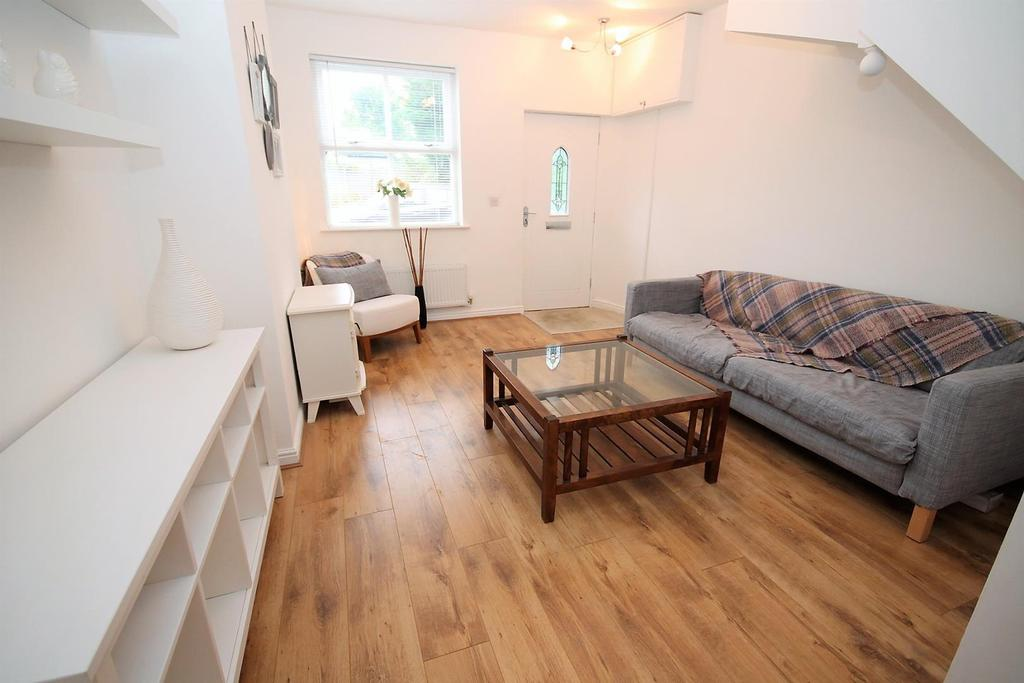 2 Bedrooms Terraced House for sale in Musgrave Terrace, Wolviston, Billingham
