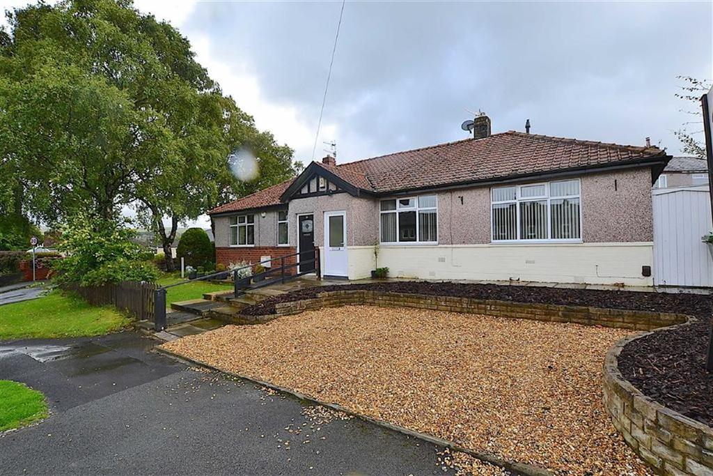 2 Bedrooms Semi Detached Bungalow for sale in Brownside Road, Burnley, Lancashire