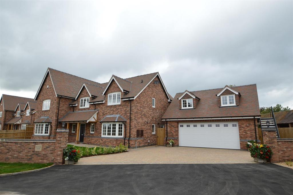 5 Bedrooms Detached House for sale in Manor View, Kynnersley, Telford TF6 6DY