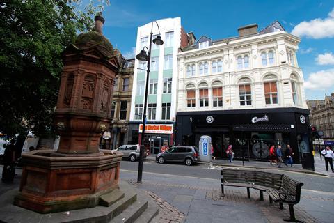 4 bedroom maisonette - Bigg Market, Newcastle Upon Tyne