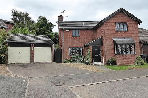 4 bedroom detached house for sale - Gresham Drive, West Hunsbury, Northampton, NN4