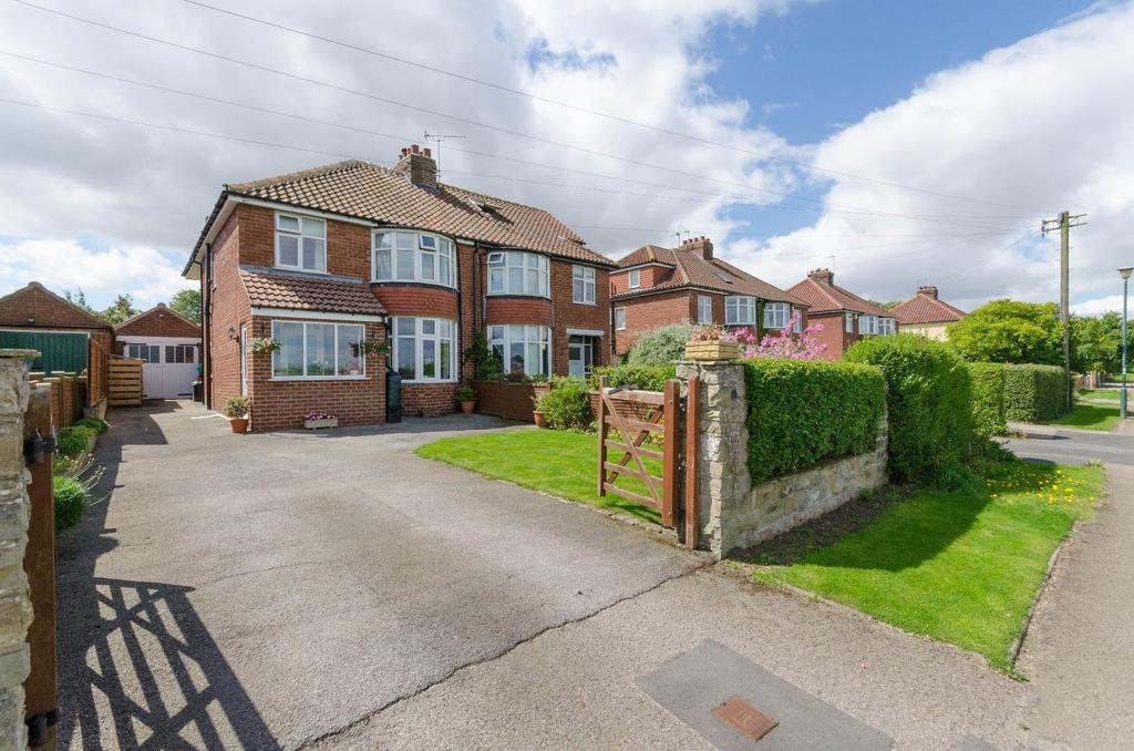 3 Bedrooms Semi Detached House for sale in New Lane, Green Hammerton, York