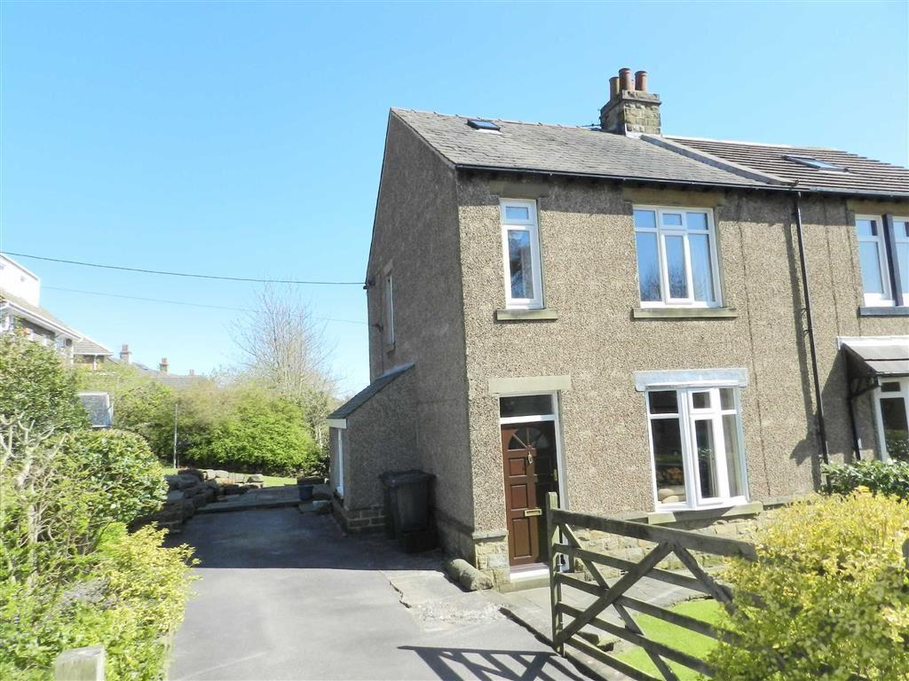 2 Bedrooms Semi Detached House for sale in Bankfield, Shelley, Huddersfield, HD8